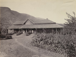 View of bungalow, Abbottabad